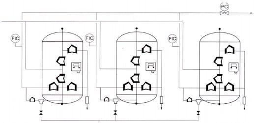 树脂罐控制阀结构示意图
